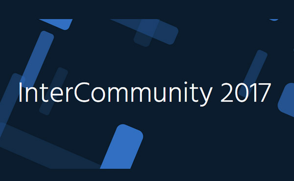 Intercommunity 2017 Celebration Node