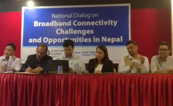 National Dialog On Broadband Connectivity Challenges
