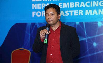 Santosh Sigdel elected ISOC Nepal President