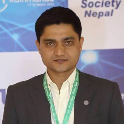 MR. SURAJ ADHIKARI