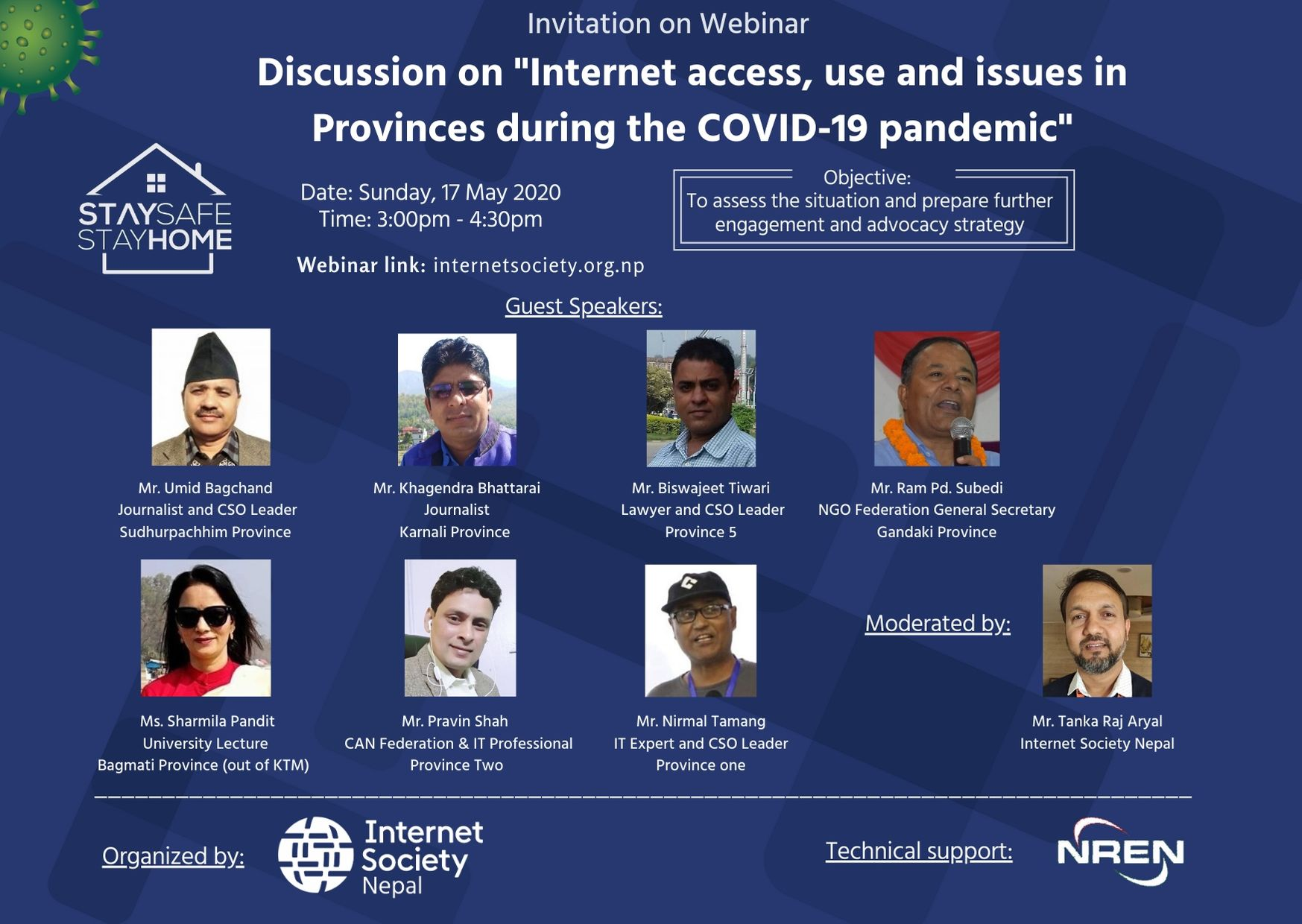 "Discussion on ""Internet access, use and issues in Provinces during the COVID-19 pandemic"""